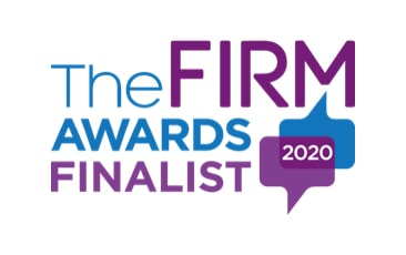 The Firm Awards Finals 2020 Badge