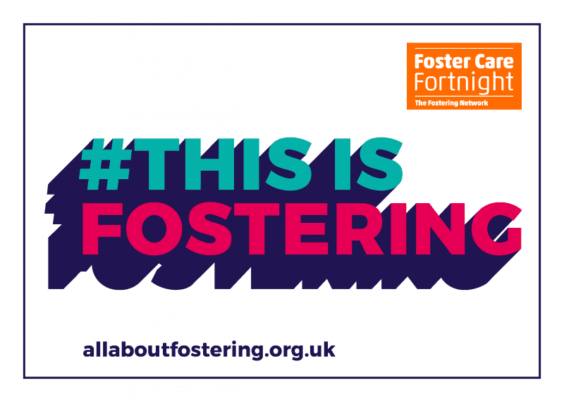 This is fostering graphic