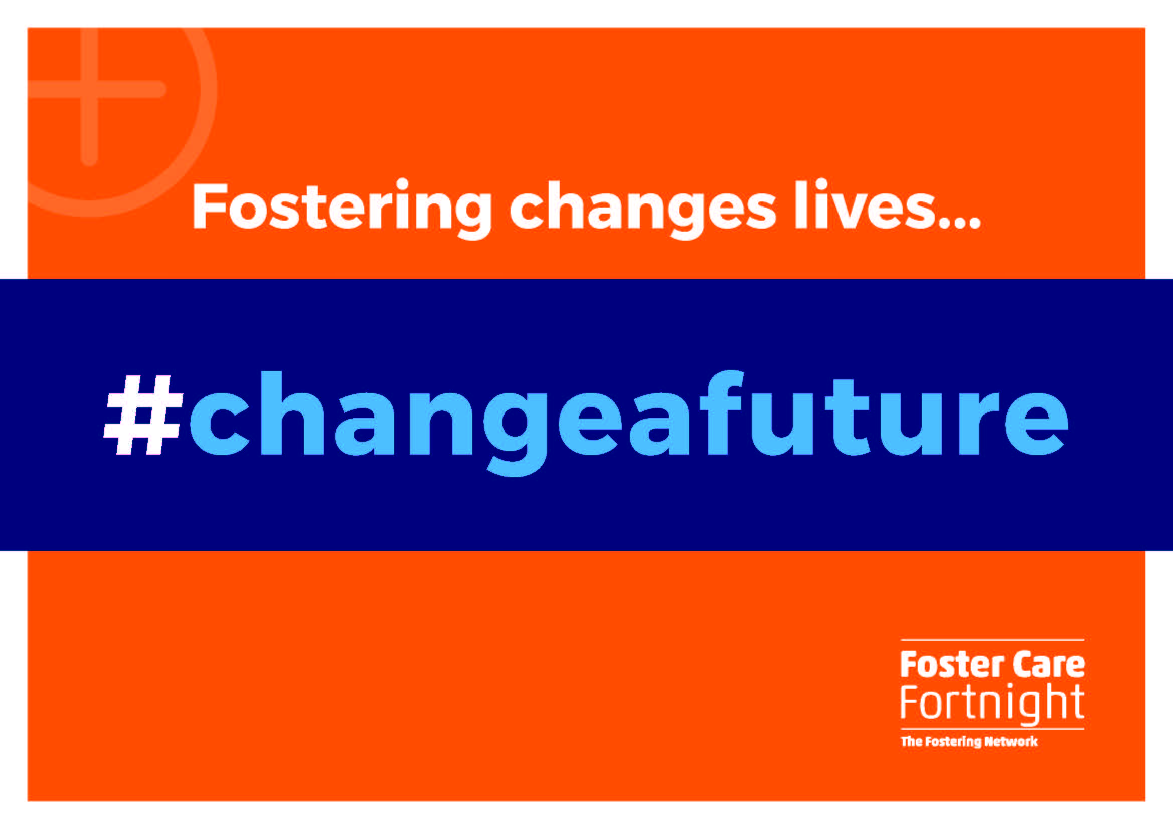 Fostering changes lives graphic