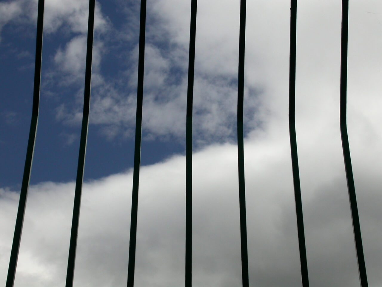 Bars and clouds